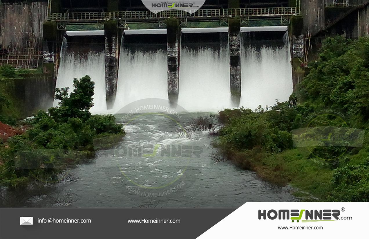 Peruvannamuzhi Dam Kozhikode travelling tourism destination