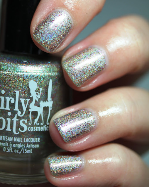 Girly Bits 25 or 6 to 4 Polish Con Chicago 2016 limited edition nail polish
