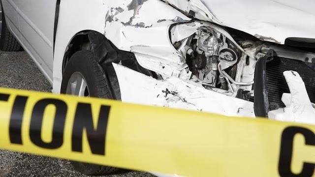 Halálos baleset történt a 33-as főúton Kócsújfalunál
