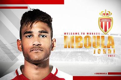 Jordi Mboula se va al Mónaco. El club francés ya ha pagado la cláusula de 3  Millones de Euros