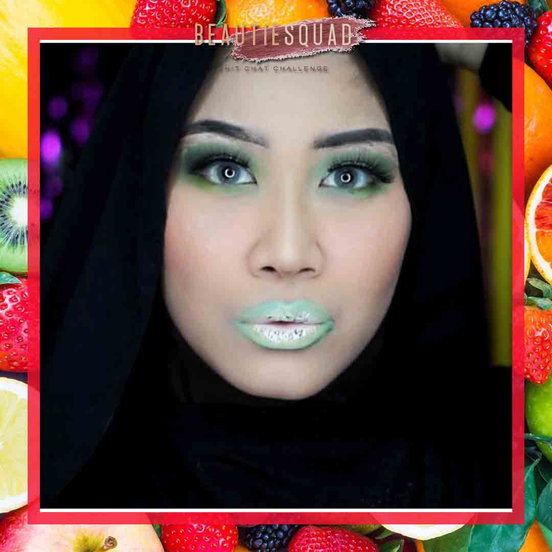 fruit makeup