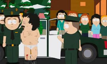South Park Episodio 09x05 La aburrida liga de béisbol