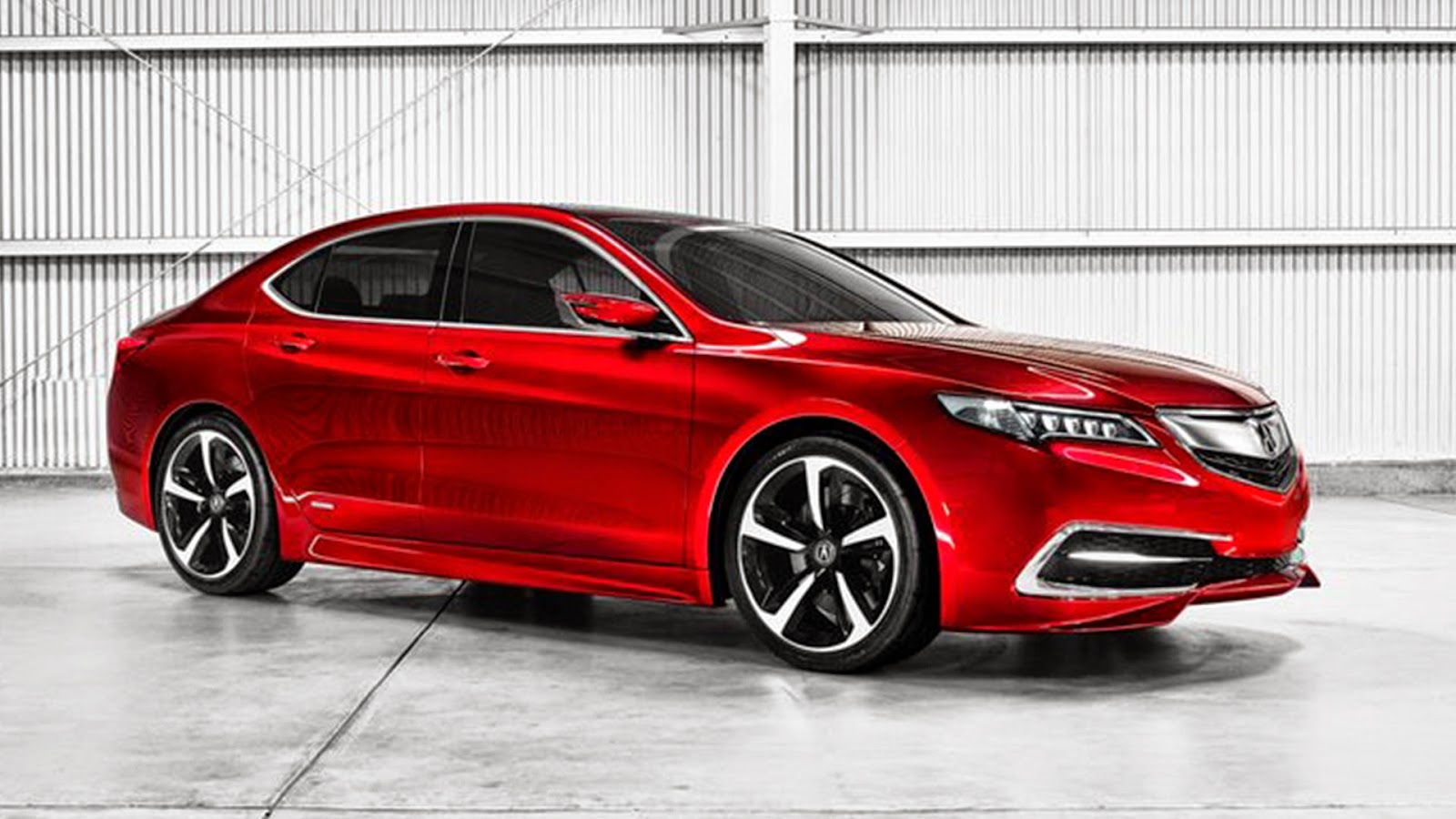 2016 Acura Tlx Colors