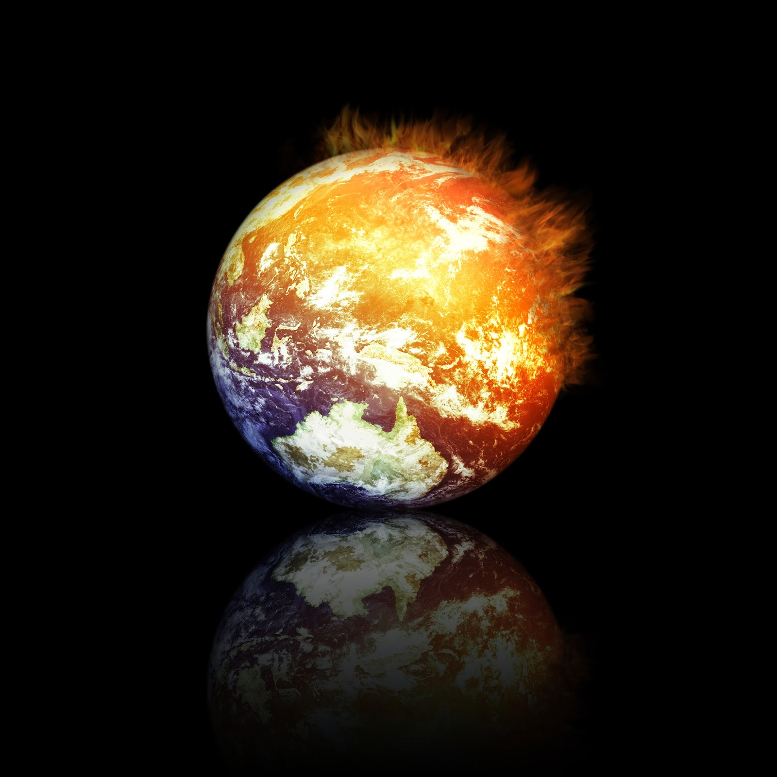 Media Global Warming: Global Warming: Ten Facts And Ten Myths On Climate Change