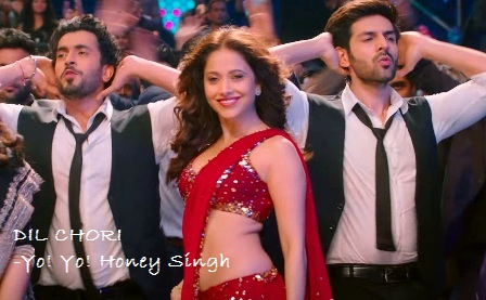 DIL CHORI LYRICS - Yo Yo Honey Singh | Sonu Ke Titu Ki Sweety