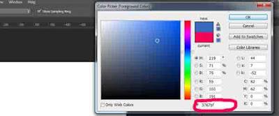 kode warna cantik UNTUK BLOG