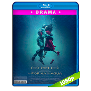 La forma del agua (2017) BRRip 1080p Audio Dual Latino-Ingles