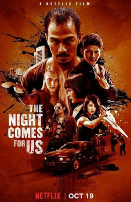 The Night Comes For Us 2018 Custom HD Dual Latino 5.1