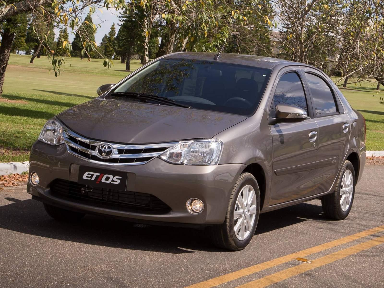 Toyota Etios C 226 Mbio Autom 225 Tico Acelera Vendas Motor V 237 Cio