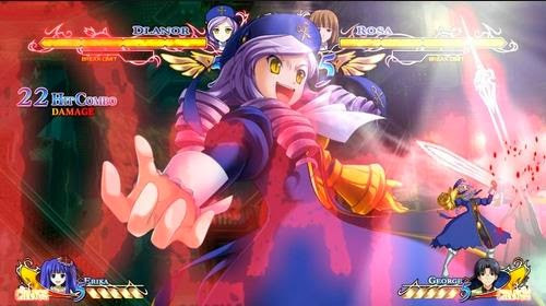 Gameplay Ougon Musou Kyoku Plus CROSS Expansion