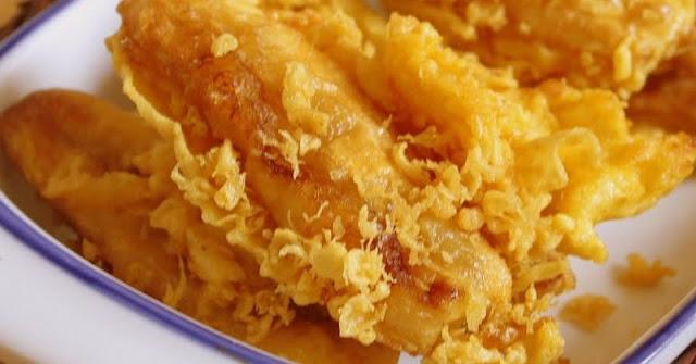 Resep Praktis Membuat Pisang Goreng yang Enak, Renyah dan Crispy