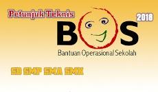 Petunjuk Teknis (Juknis) BOS Terbaru 2018 Untuk SD SMP SMA SMK Format PDF