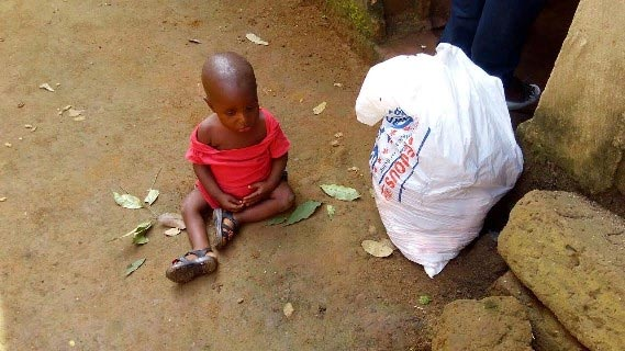 Cross Rivers State woman uses her baby for collateral after she borrowed 1,000 naira