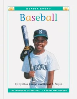 bookcover of BASEBALL (Wonder Books: Level 1 Sports)  by Cynthia Klingel and Robert Noyed
