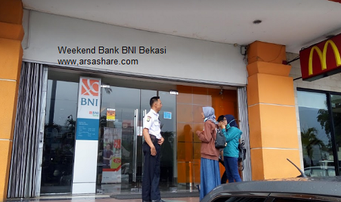Disini Lokasi Weekend Bni Bekasi