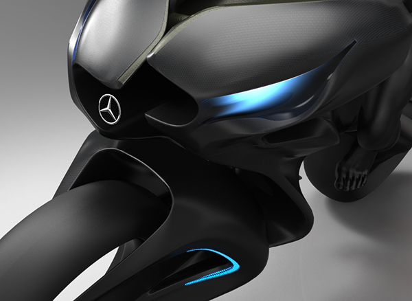 2030 mercedes benz future motorcycle the revenge cars for Mercedes benz motorcycle