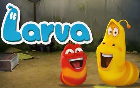 Animação A Larva Estreia Na Tv Cultura Antenados Na Sky