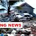 Tsunami hits Indonesia, atleast 43 killed and hundreds injured