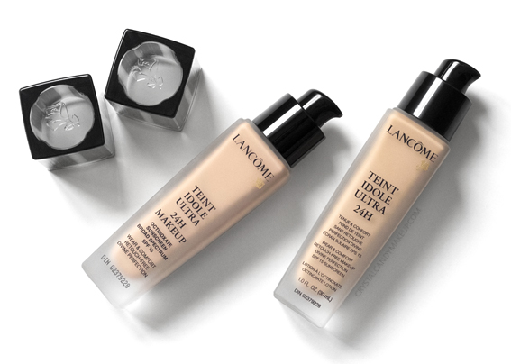 Lancôme Teint Idole Ultra Wear Foundation Review Photos Swatches Before After