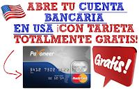 abrir Cuenta Bancaria en Estados Unidos payoneer encuestas pagadas online
