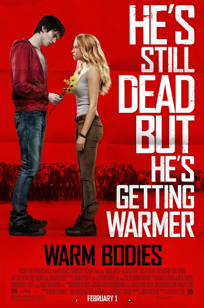 Poster of Warm Bodies 2013 Dual Audio 720p Hindi BluRay With ESubs Download