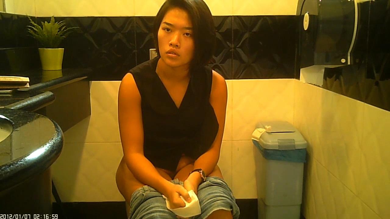 Asian Scandal Voyeur: Singapore female toilet 13