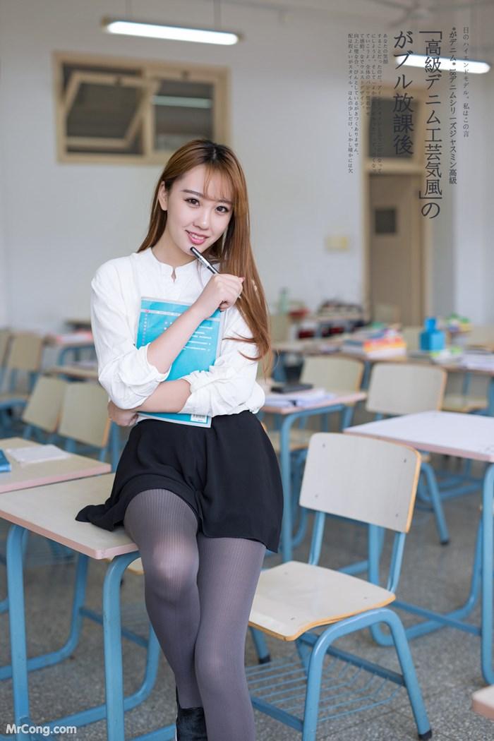 Image School-girls-by-Ronnie-MrCong.com-075 in post Những cô nàng nữ sinh xinh đẹp mê mẩn người xem chụp bởi Ronnie (96 ảnh)