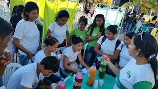 Dia da Nutrição é lembrado com atendimento ao público