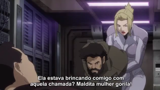 Ghost in the Shell: Arise Alternative - Episódio 06