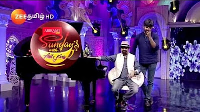 'Sundays with Anil and Karky' on Zee Tamil Wiki,Host,Timing,Judges