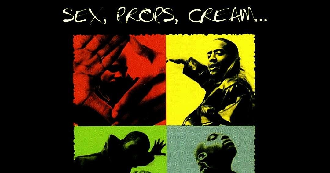 Between cream drama in prop sex