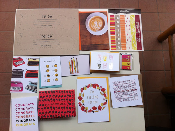 HAPPY MAIL - September 2015