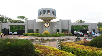 The university of Ibadan Entrance