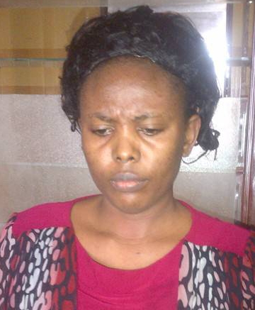 nigerian woman smuggle cocaine inside bra