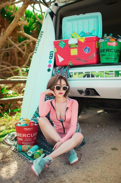 5 Ga In (Brown Eyed Girls) - Merciel Collection - very cute asian girl-girlcute4u.blogspot.com