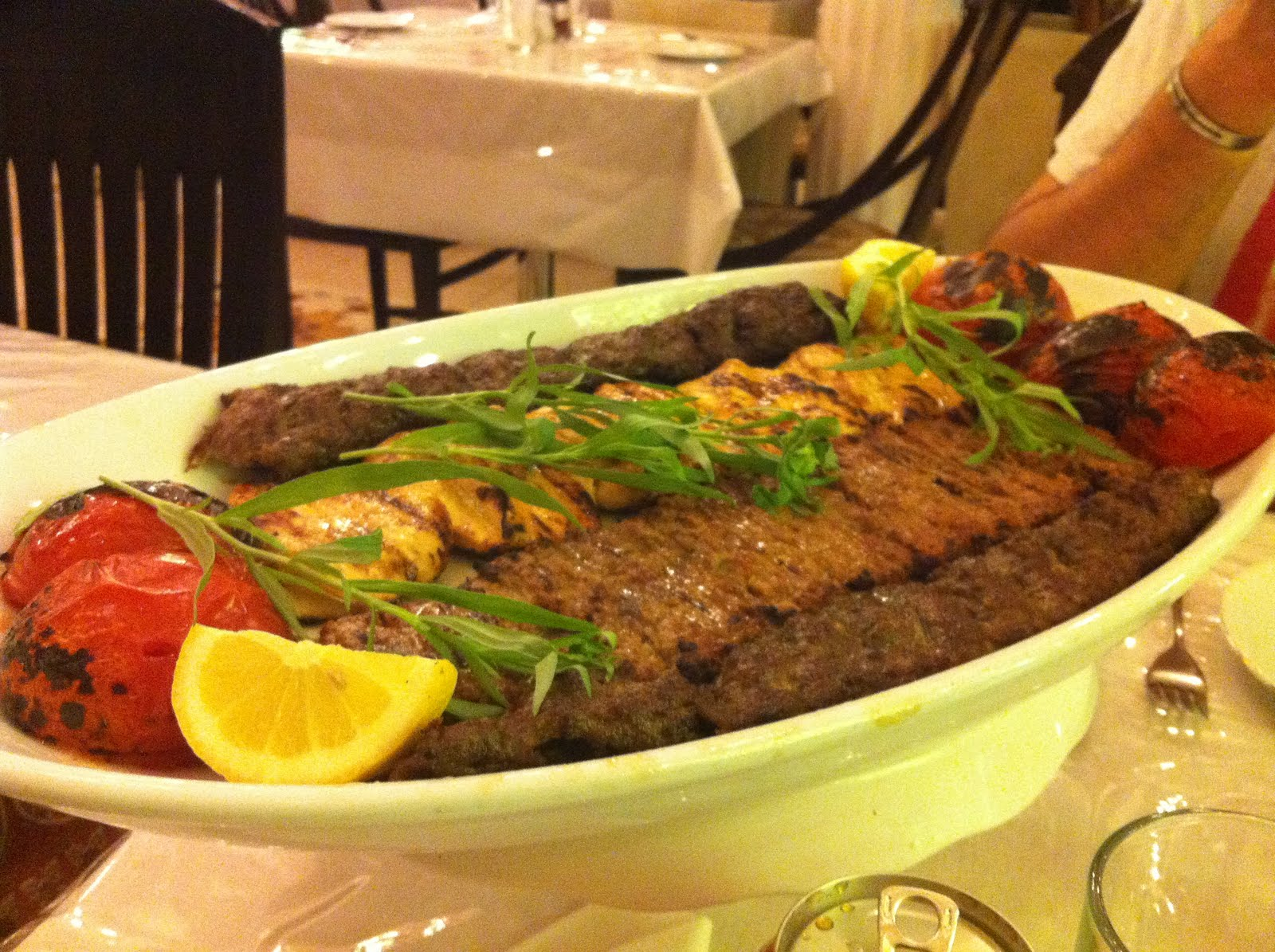 Iranian Restaurant London Golders Green