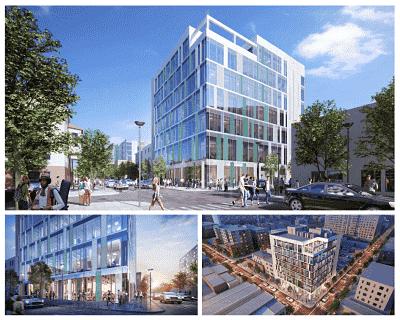 Primer vistazo al nuevo edificio de $ 46 millones de Wharton