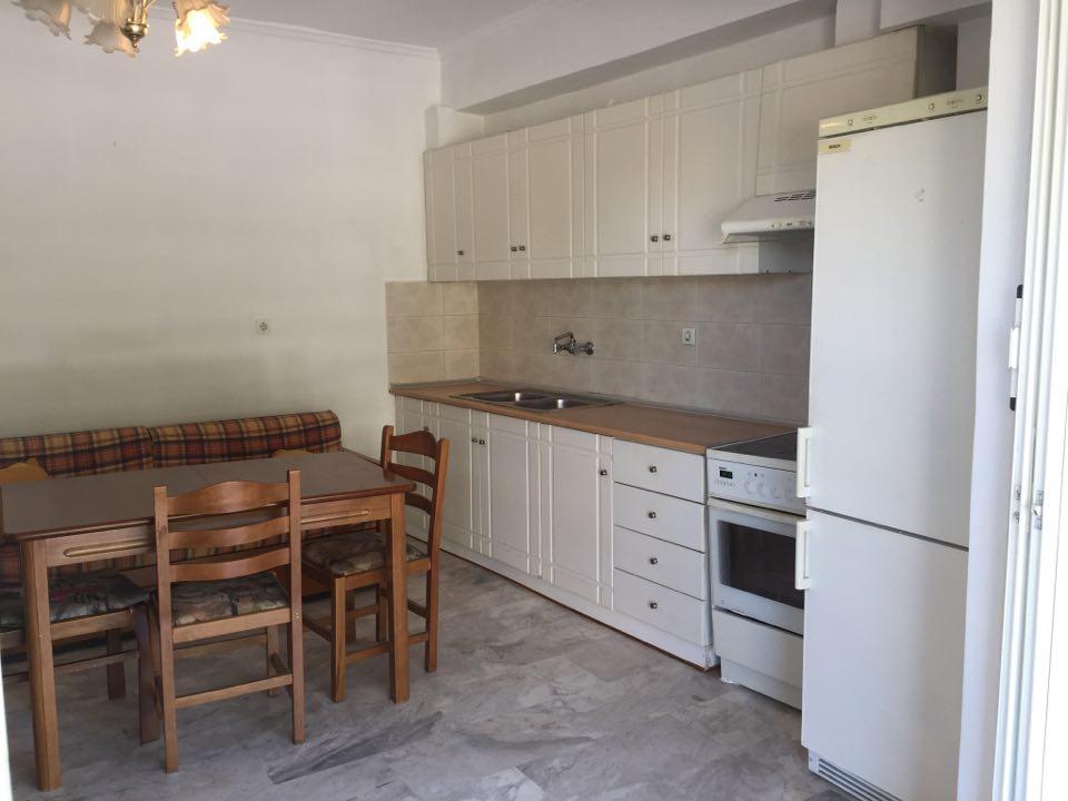 Ενοικιάζεται διαμέρισμα επιπλωμένο 1ου ορ., 330€ στη Μυτιλήνη