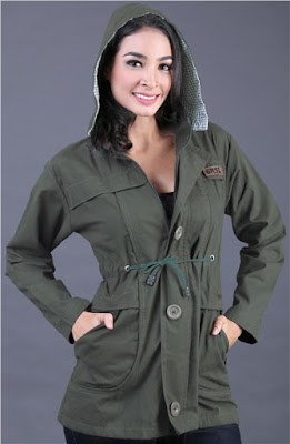 Jaket Wanita Original GARSEL 003