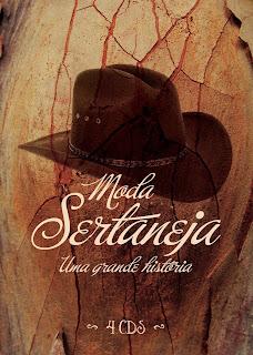 Moda Sertaneja – Uma Grande História – Coletânea (55 Faixas)