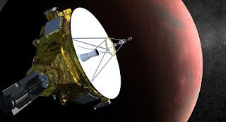 NASA's New Horizon spacecraft flew past Ultima Thule