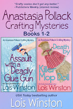 Anastasia Pollack Crafting Mysteries, Books 1-2