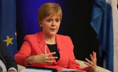 Ikuti Langkah PM Kanada, PM Skotlandia: Selamat Datang Pengungsi