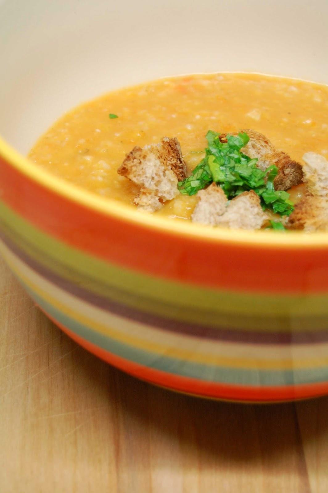 19+ Die Lorbeerkrone Diätalltag Crécy Suppe leicht und ein Fenchel ... Image