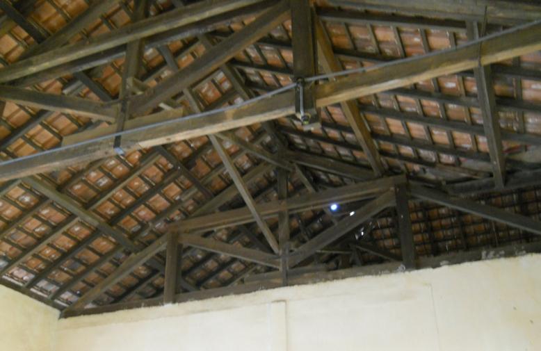 Bagian Bagian Atap Rangka Kayu Untuk Rumah Tinggal Sederhana