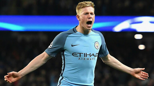Chelsea vs Manchester City: Conte blasts Mourinho for selling De Bruyne