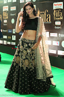 Shu Aiyappa Spicy Black CHoli Low Rise Ghagra ~  Exclusive 09.JPG