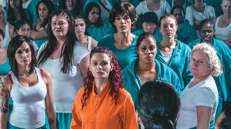 Wentworth. Prisioners.
