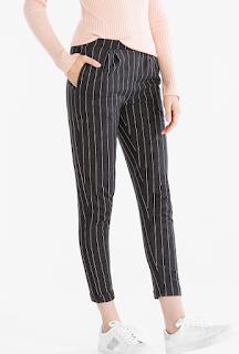 pantalon à rayure c&a