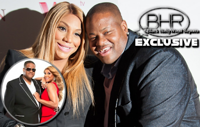 Singer Tamar Braxton And Husband Vince Gets Into Physical Altercation Over Tamar Hiring A New Manager